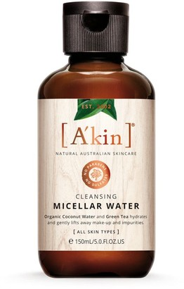 Akin A'Kin Cleansing Micellar Water 150Ml
