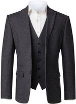 Men's Limehaus Jonny Grey Donegal Jacket