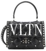 Valentino VLTN Rockstud leather shoulder bag