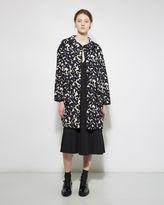 Sara Lanzi Jacquard Coat