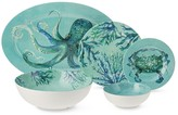 Sea Creature Melamine Dinnerware Collection