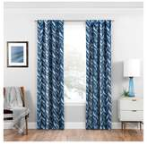 Eclipse Haley Thermaweave Blackout Curtain Panel
