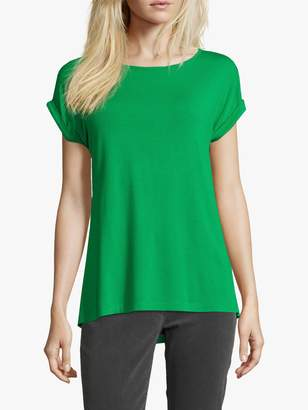 Betty Barclay Cap Sleeve T-Shirt, Jolly Green