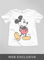 Junk Food Clothing Toddler Boys Classic Mickey Mouse Tee-elecw-2t