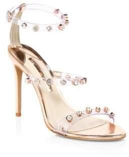 Sophia Webster Rosalind Gem-Embellished Sandals