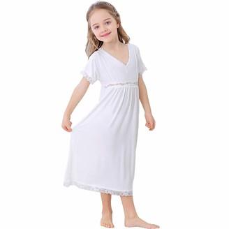 Flwydran Girls Nightgown