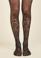 ModCloth Motif Mastery Tights