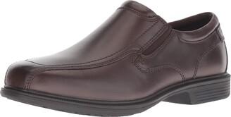 Nunn Bush Men Bleeker Street Slip-On Loafer with KORE Comfort Walking Technology