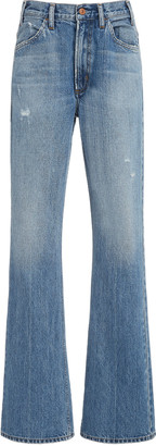 Citizens of Humanity Dezi Rigid Mid-Rise Bootcut Jeans