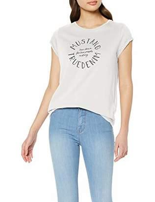 Mustang Women's Nimes T-Shirt,(Size:S)