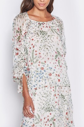 Joie Neema Floral Print Dress