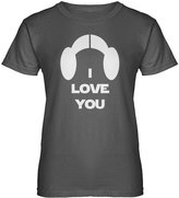 Indica Plateau Womens I Love You T-Shirt