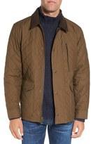 Filson Men's Quilted Mile Marker Water Repellent Shirt Jacket