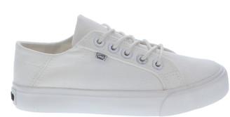 Lamo Sneakers White - White Layla Sneaker - Kids