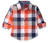 Gymboree Check Shirt