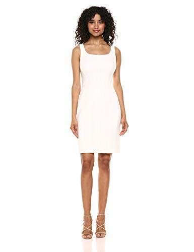 1e6127e23c Tommy Hilfiger White Sleeveless Dresses - ShopStyle