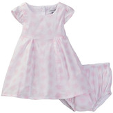 Absorba Dress & Bloomer Set (Baby Girls)