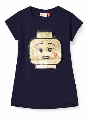 Lego Wear Girl's Lwtone Wendepailletten T-Shirt