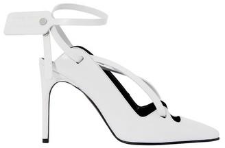 Off-White Off White Zip Tie pumps