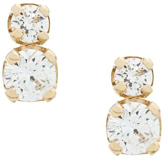 Zoë Chicco 14kt Yellow Gold Diamond Studs