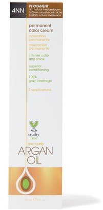One 'N Only Argan Oil Argan Oil Permanent Color Cream 4NN Rich Natural Medium Brown