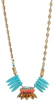 Ayana Stone and Turquoise Necklace