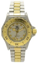 Tag Heuer 3000 Professional 934.208 Stainless Steel & Gold Plated Quartz 27.5mm Women
