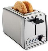 Hamilton Beach 2-Slice Modern Chrome Toaster