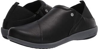 Spenco Brooklyn Slip-On (Black) Women's Shoes
