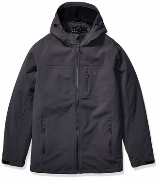 Izod Men's Big & Tall 3-in-1 Soft-Shell Systems Jacket