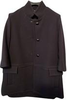 Marni Navy Wool Coats