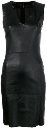 Drome Fitted Mini Dress
