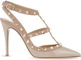 Valentino Rockstud patent leather heels
