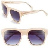 Derek Lam 'Mercer' 54mm Sunglasses