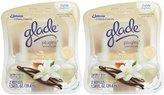 Glade Plugins Scented Oil Refill - Pure Vanilla Joy - 2 ct - 2 pk