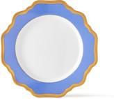 Anna Weatherley Indigo Rimmed Bread & Butter Plate