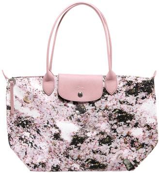 Longchamp Le Pliage Printed Small Shoulder Bag
