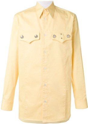 Calvin Klein Straight Fit Saloon Shirt