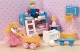 The Well Appointed House Le Toy Van Sugar Plum Childrens Bedroom for Doll Houses