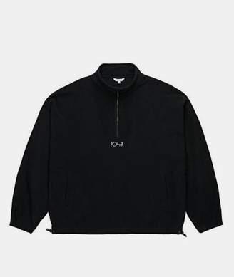 Polar Black Polyester Lightweight Fleece 2.0 Pullover - MEDIUM - Black
