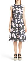 Marni Women's Whisper Print Cotton Dress