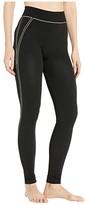 Wolford Theresa Leggings (White/Black) Women's Casual Pants