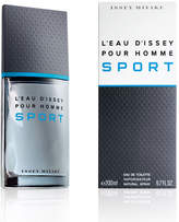 Issey Miyake L'Eau d'Issey Pour Homme Sport, 6.7 oz./ 198 mL