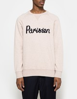 MAISON KITSUNÉ Sweat Shirt Parisien