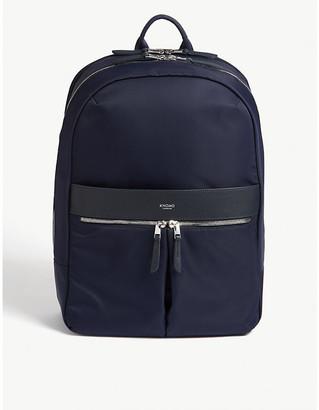 Knomo Beaufort nylon laptop backpack