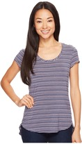 Columbia All Who Wander Short Sleeve Top Women's Short Sleeve Pullover
