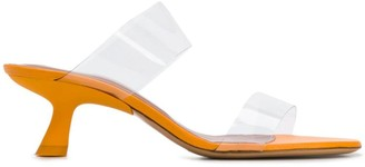 Simon Miller Transparent Strap Sandals