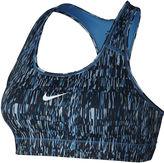 Nike Screen Fuzz Victory Compression Sports Bra