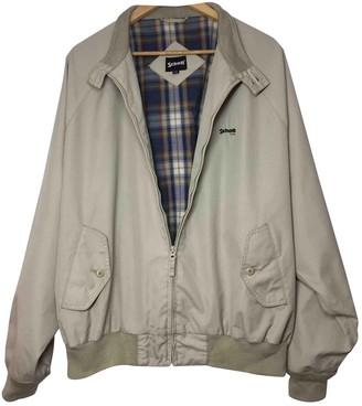 Schott Ecru Polyester Jackets