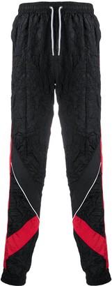 Fila Colour-Block Drawstring Trousers